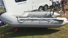 Compass inflatable SIB 4 person dinghy boat 2.7 metres