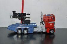 Hasbro Transformers Universe Classics OPTIMUS PRIME Deluxe CLASS FIGURE Complete