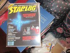 STARLOG , #27 , New/Old Inventory , Alien , Battlestar Galactica ,The Black Hole