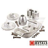 PERFORMANCE METALS INC - ZINC ANODE KIT: MERCRUISER BRAVO III - PMC10165A