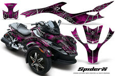 CAN-AM BRP SPYDER RS GS GRAPHICS KIT CREATORX DECALS SPIDERX P