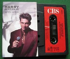 Harry Connick Jr We Are in Love inc Drifting + Cassette Tape - TESTED