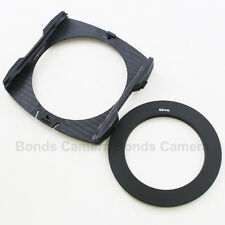 62mm Adapter Ring + Wide Angle Filter Holder for Cokin P Series Camera Lens