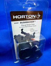 Genuine Horton BUSHWACKER Flip-up Scope Caps SS020 Mult-A-Range Bow Crossbow