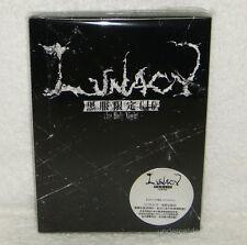 LUNACY Kurofuku Gentei GIG the Holy Night Taiwan Ltd 2-DVD (Luna Sea) digipak