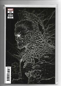 Venom #35 Gleason Variant 200th Issue Marvel Comics