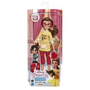 Disney Princess Comfy Squad Belle Ralph Breaks the Internet Movie Doll
