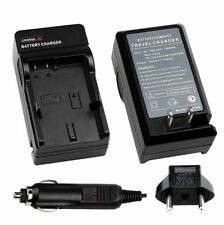 Charger for Canon NB-6L Battery ELPH 500 HS D10 D20 D30