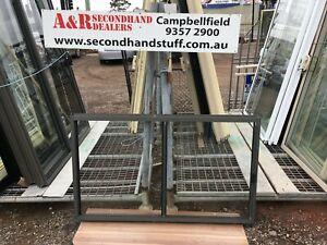 NEW Aluminium SLIDING WINDOWS 900h x 1500w (Approx Size) 5 COLOURS