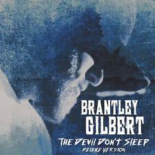 Brantley Gilbert The Devil Don't Sleep 2 CD 2017