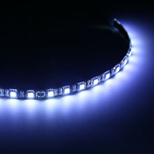 4 X 5050 LED Strip Light 12V Car Van White Blue Red Green Warm White 10 30 cm