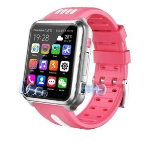 W5 Kids 4G Smart Watch Dual Cameras WiFi GPS Waterproof TF Support (100% Genuine