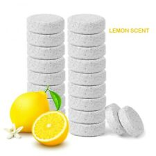 10 Pc Effervescent Tablet Spray Home Cleaner V Clean Spot Glass Window Wash Pill