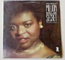 CHICAGO BLUES LP: VALERIE WELLINGTON Million Dollar $ecret MAGIC SLIM TEARDROPS