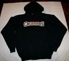 Lake Erie Crushers MiLB Black Hoodie Sweatshirt Adult Medium Port & Company