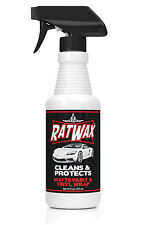 Matte Finish Detailer for Euro & Import Cars
