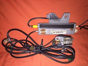 2002 Cadillac Deville DTS Antenna Module & Amplifier W/ Cables OEM, 09389016