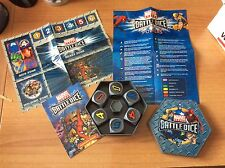 BATTLE DICE STARTER SET MARVEL GIOCO + 6 pezzi
