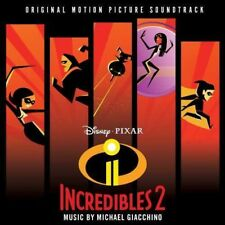 Incredibles 2 / O.S.T. (2018, CD NEUF)