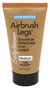 Sally Hansen Airbrush Legs Medium 0.75oz Travel Size Tube (2 Pack)