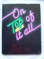 1989 FRANCIS PARKER HIGH SCHOOL YEARBOOK SAN DIEGO, CALIFORNIA  CAVALCADE