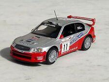 HYUNDAI ACCENT WRC RALLYE MONTE CARLO 2003 IXO 1/43 LOIX SMEETS IXO ALTAYA
