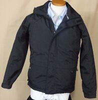 Boy's Arctix Black Polyamide Jacket Size L