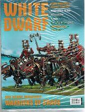 White Dwarf Magazine 295 Warhammer Storm of Chaos