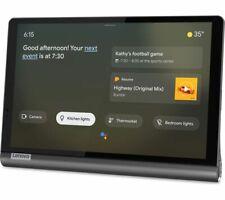 """LENOVO YOGA Smart Tab 10.1"""" Tablet - 64 GB Black - Currys"""