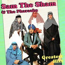 (CD) Sam the Sham & the Pharaohs-Greatest Hits-Wooly Bully, Ju Ju mano, tra l'altro