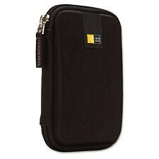 Case Logic Portable Hard Drive Case Molded Eva Black EHDC101
