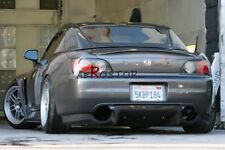 CARBON JS RACING STYLE REAR DIFFUSER WITH FITTING KITS FOR HONDA S2000 AP1