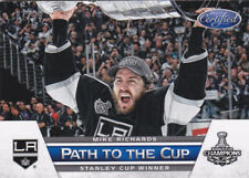 12-13 Certified Mike Richards /99 Path To The Cup Finals LA Kings 2012