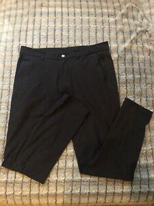 Lululemon golf pants 34 30