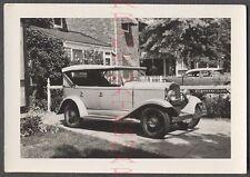 Vintage Car Photo 1930 DeSoto Model K Phaeton Automobile 685425