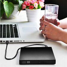 Usb 2.0 Protable External Cd-Rw Dvd Drive Burner Writer Player for Notebook Mac