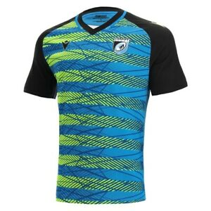 Macron Cardiff Rugby Mens Training Poly Shirt