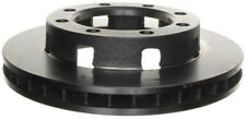 Disc Brake Rotor-Non-Coated Front ACDelco Advantage 18A61A