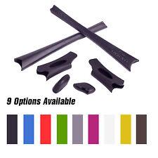 Walleva Rubber Kit for Oakley Flak Jacket/Flak Jacket XLJ - Multiple Options
