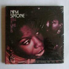 # NINA SIMONE - TELL IT LIKE IT IS -   CD NUOVO E SIGILLATO