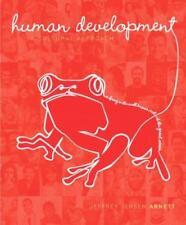 Human Development : A Cultural Approach by Jeffrey Jensen Arnett (2011, Hardcove