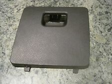 2004 Nissan Maxima Interior Dash Fuse Box Door Black