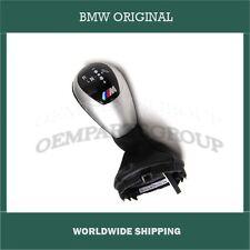 BMW E60 E61 M5 E63 E64 M6 Illuminated Gear Selector SMG NEW Genuine 25162282750