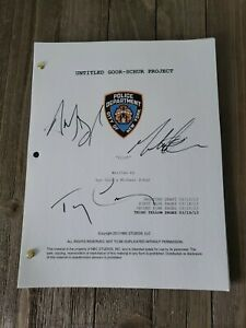BROOKLYN NINE-NINE signed PILOT script Andy SAMBERG Terry CREWS autographed 99