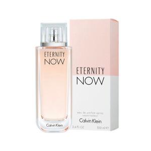 Perfume Calvin Klein Eternity Now For Her Eau de Parfum Spray 100ml For Her