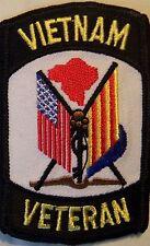 PATCH - Viet Nam Veteran - MILITARY - NEW VEST PATCH - VIETNAM VET