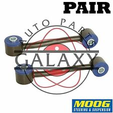 Moog Replacement New Front Sway Bar Link Pair For Dodge Nitro Jeep Liberty 07-12