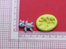 Baby Turtle Silicone Mold A965 for Edible Cake Candy Chocolate Resin Fondant