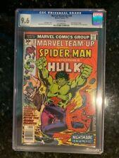 Marvel Team-Up # 53 CGC 9.6 Marve Comics1977 1st Byrne's X-men