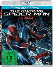 THE AMAZING SPIDER-MAN (Blu-ray 3D + Blu-ray Disc) NEU+OVP